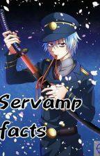 servamp facts  by Lazy_Yuna