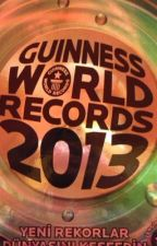 GUINNESS WORLD RECORDS by okyanus123