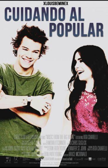 Cuidando al popular |Harry Styles|