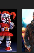 Aiden Pearce x Circus Baby by Samuel152