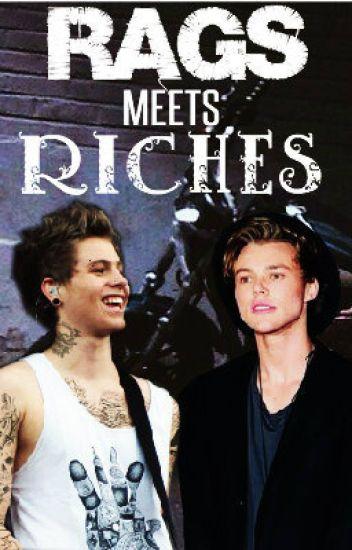 Rags Meets Riches (Lashton AU)