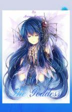 The Goddess  ( Magi x Reader ) by Anime_Kpop123