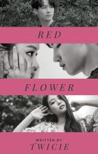 red flower | jennie kim × im jaebum by twicie