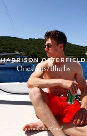 Harrison Osterfield Imagines by dahliaspidey