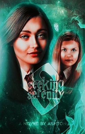 SEEKING SERENITY → GINNY WEASLEY (c.s) by remuslupout