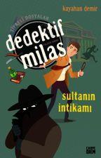 SULTANIN İNTİKAMI - ŞİFRELİ DOSYALAR by Fantazyatik