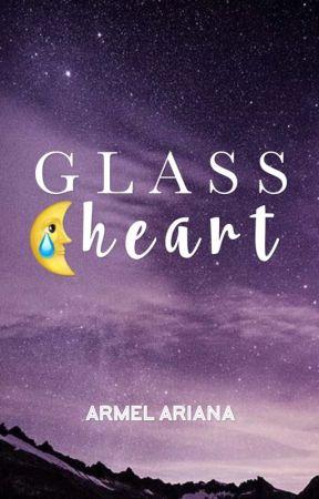 Glass Heart by armelariana