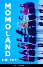 Momoland Is The Type by momo_kr