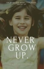 Never grow up (kidfic) by Sweet_DispositionLJ