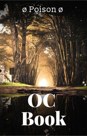 OC Book by DarkWolfEmryn