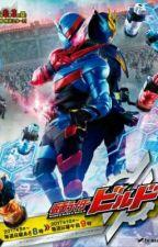 Kamen Rider Build Fighters by kaikun47