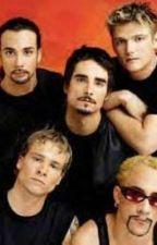 Backstreet Boys RP Book by NessaBSB