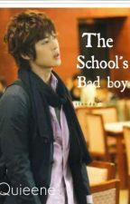 The school's Bad Boy  by Quieene