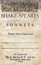 Сонеты Уильяма Шекспира /William Shakespeare by RosGiwi