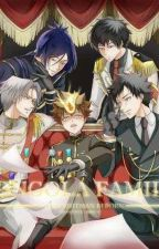 KHR Six Black Knight  by ariasawada