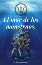 Leyendo Percy Jackson y el mar de los monstruos. by Kleopever