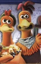 Chicken Run- Unexpected Chick Adventures  by studiocfan312