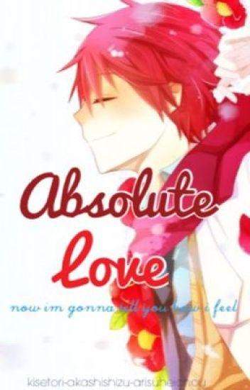 αвѕσℓυтє ℓσνє || Akashi Seijuuro Fanfic