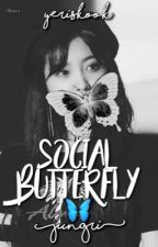 social butterfly 🦋 |  jungri by yeriskook