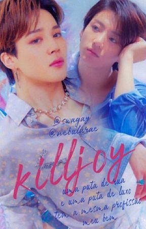 Killjoy {jikook} by swagay