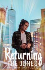 Returning the Jones #2 by F_T_T_E