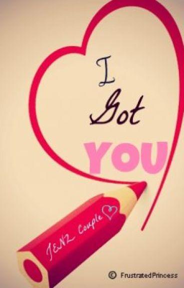 I Got You. [One shot] by FrustratedPrincess