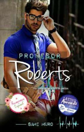 PROFESOR ROBERTS by SamiMuro