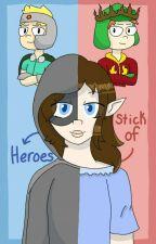 Southpark Superheros: Reader Insert by CringyBestFriends