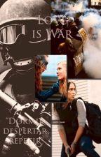 Love is war by clexaaa_