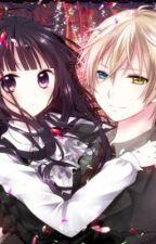 Vampire Knight fanfic- Hina Inoue by Baekmuffin101
