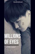 Millons of eyes   Dépassant by SonDreGood