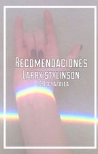 recomendaciones ➳ larry stylinson by tarjeisak