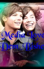 Media Love- Louis Tomlinson & Harry Styles Fan Fiction by -Dem_Bishes-