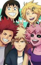 Bakusquad  by ooflaurzas