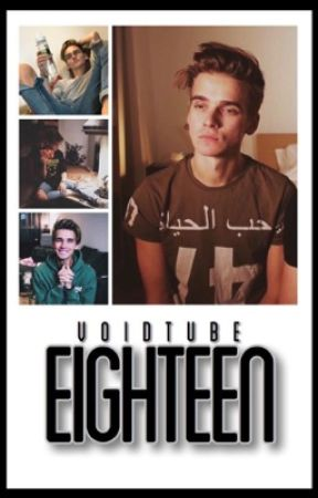 Eighteen | joe sugg [ COMING SOON ] by voidtube