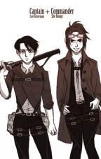 The Adventures of Hanji Zoe and Captain Levi (LeviHan [Levi x Hanji One-Shots]) by BuryYourHeart