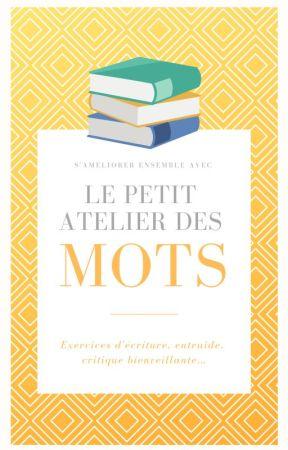 Le petit atelier des mots by MiniMarjo