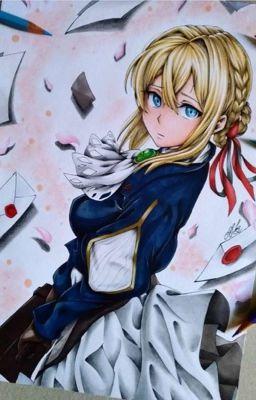 Đọc truyện Xả tranh anime mình tự vẽ