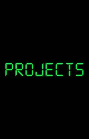 Projects by DCstories101