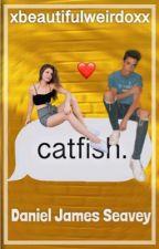 catfish. (Daniel Seavey) by xbeautifulweirdoxx