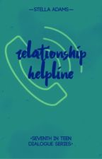 Relationship Helpline ✓ by XoXo_girly03