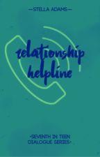 Relationship Helpline ✓ by XoXo_girly03