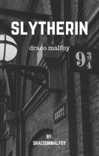 SLYTHERIN | draco malfoy [3] by dracoommalfoy_