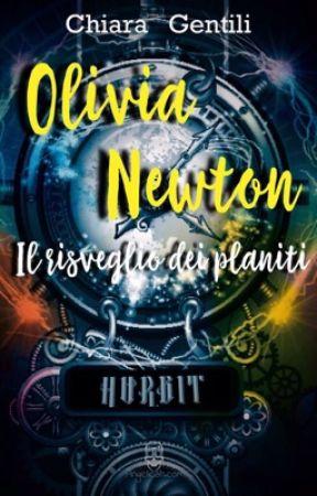 OLIVIA NEWTON - IL RISVEGLIO DEI PLANITI - by Angelicahwriter