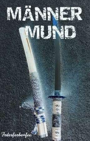 Männermund by Federfarbenfee
