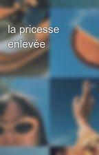 la pricesse enlevée by hananedng16