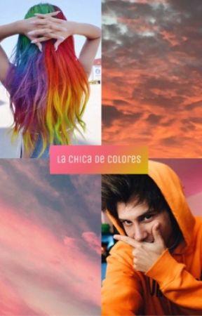 ~La Chica De Colores~ by Rubencio_girl