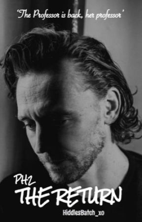 Professor Hiddleston 2 : THE RETURN by HiddlesBatch_xo