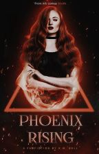 Phoenix Rising ⤳ Harry Potter by kmbell92