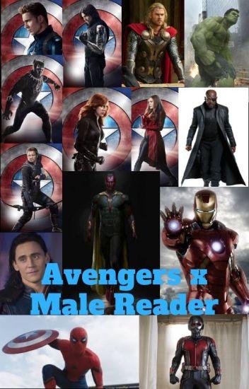 Avengers x Male Reader - Marshall - Wattpad